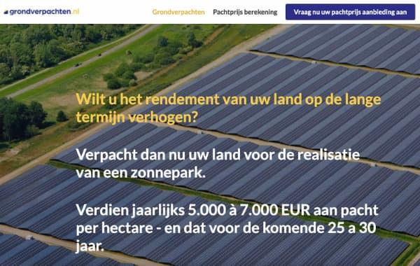 grondverpachten.nl